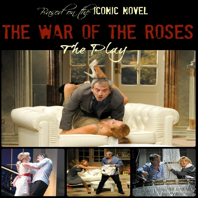 The War of the Roses Broadway Debut