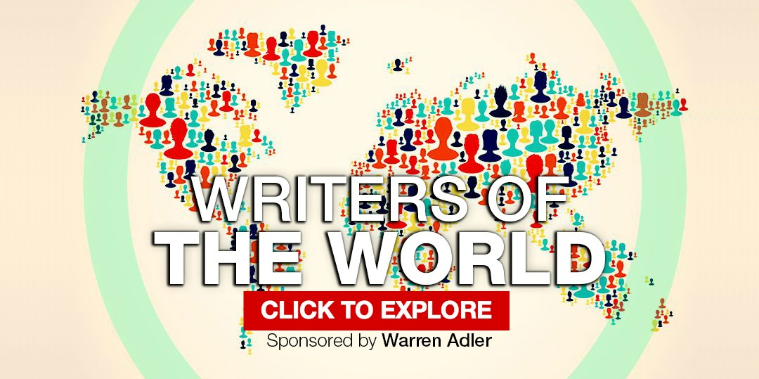 WRITERS OF THE WORLD BY WARREN ADLER