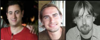 Alex McAulay, Will Canon, Doug Simon