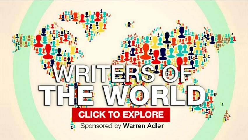 wrtiers of the world warren adler