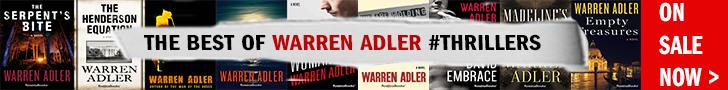 The Best of Warren Adler Thrillers