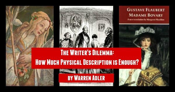 warren adler physical description of characters